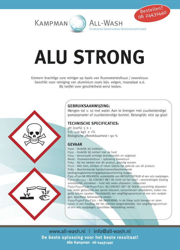 Alu-strong