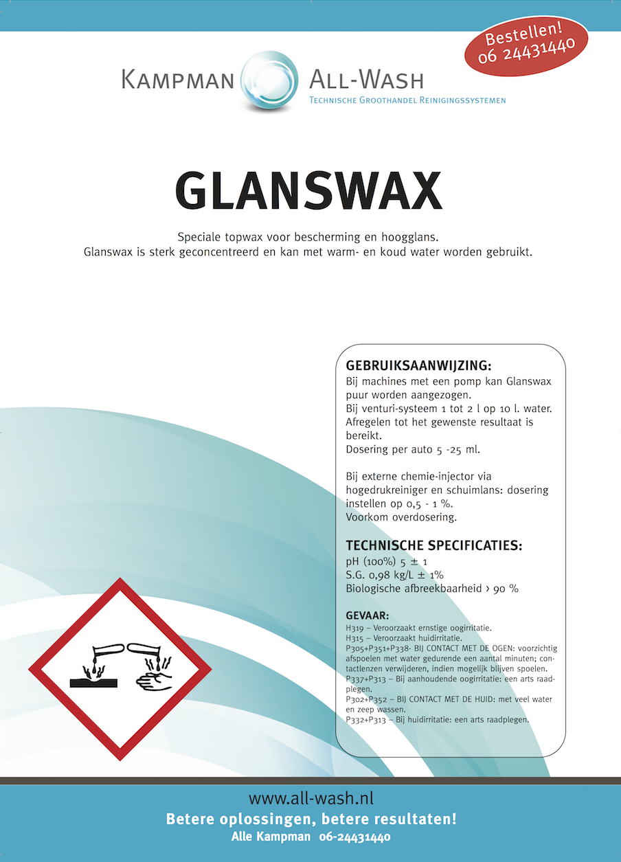Glanswax