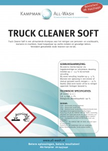 Truck Cleaner Soft